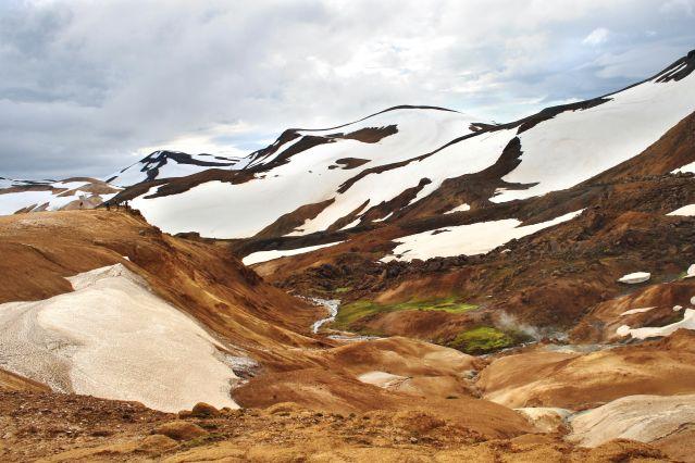 Kerlingarfjoll - Région de Suðurland - Islande