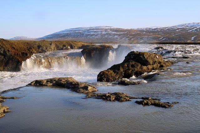 Chutes de Godafoss - Islande