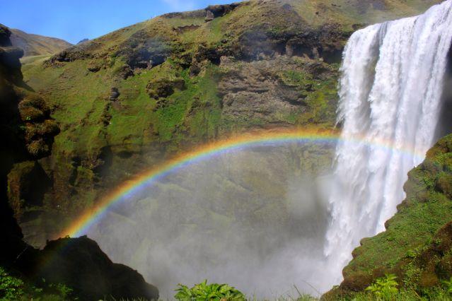 Skogafoss - Islande