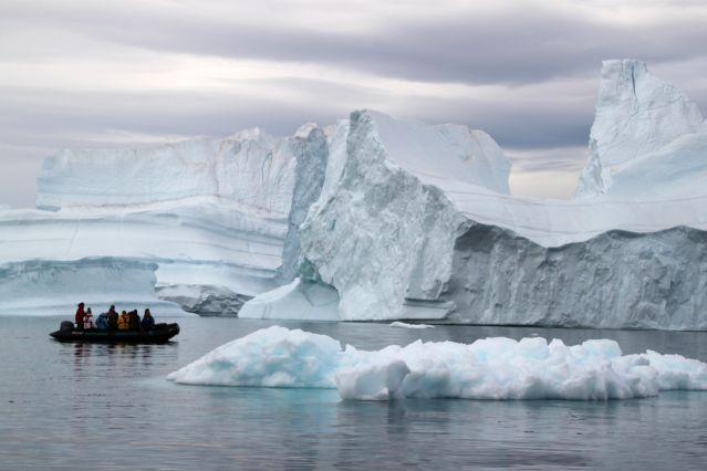 Découverte du Scoresby Sund - Groenland