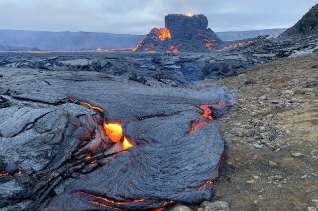Voyage L'Islande éruptive
