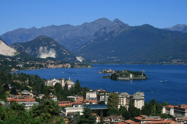 Stresa et Iles Borromée - Lac Majeur - Piémont - Italie