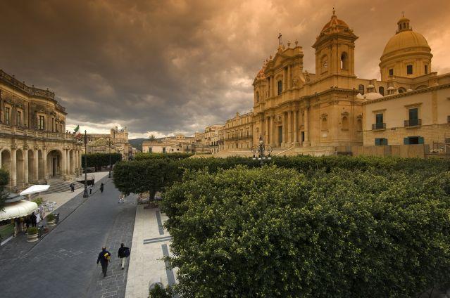 Cathédrale de Noto - Sicile