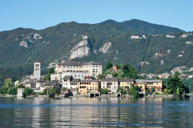 Lac d Orta - Italie