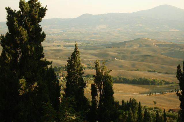 Val d Orcia -Toscane - Italie