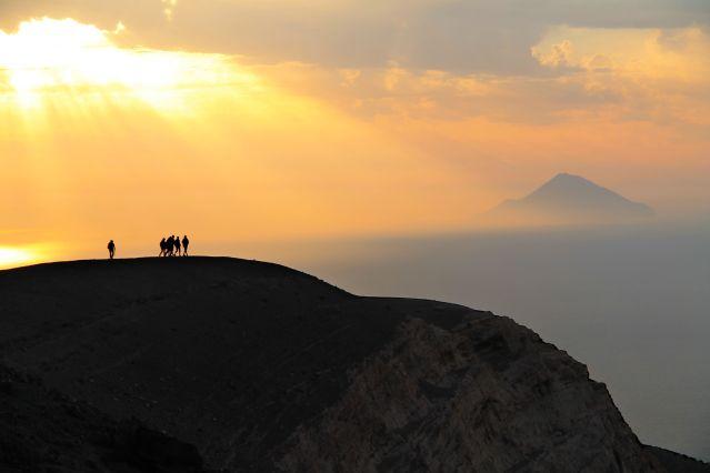 Voyage Des Eoliennes aux terres volcaniques de l'Etna