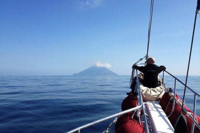 Voyage L'archipel des îles Eoliennes au fil de l'eau
