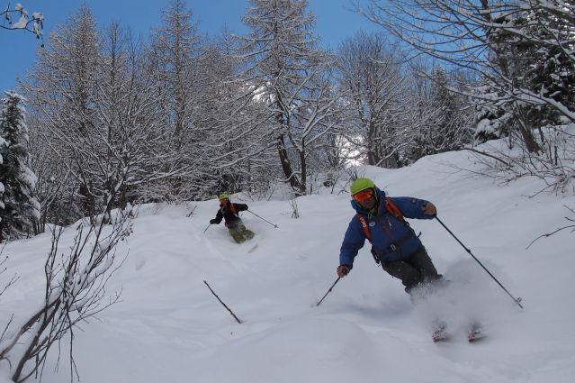 Ski de rando dans les Dolomites - Italie