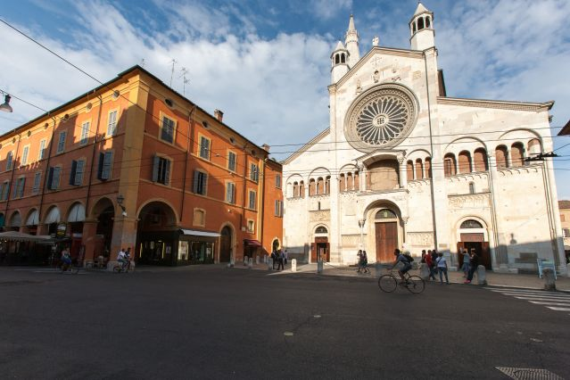 Duomo - Modène - Emilie-Romagne - Italie