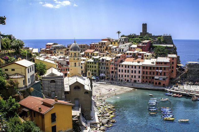 Voyage Le parc national des Cinque Terre