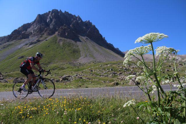 Voyage La traversée des Alpes italiennes en vélo de route