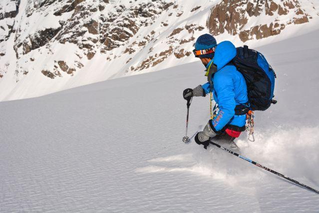 Ski de randonnée dans le Pays du Viso et dans le Val Po - Alpes du Sud - France