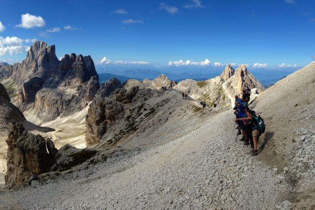 Dolomites - Citadelles Alpines - Italie