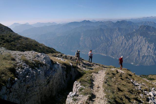 Lac de Garde - Région de Brenta - Italie