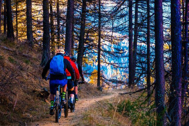 Voyage Découverte des Dolomites en VTT électrique