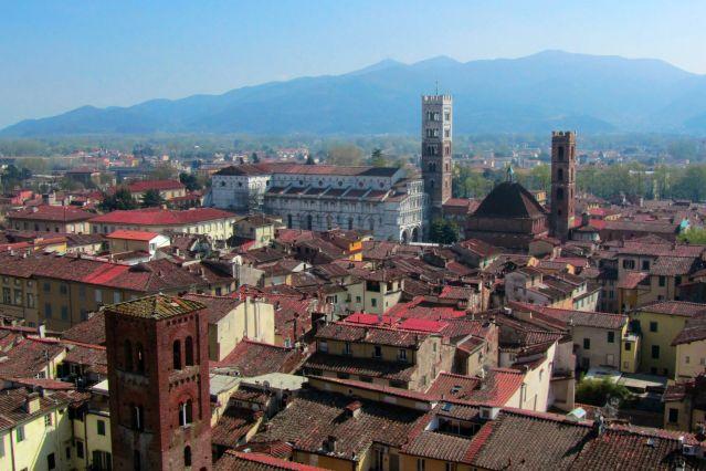 Lucca - Toscane - Italie