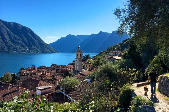 Voyage Trilogie des lacs : Côme, Majeur et Orta