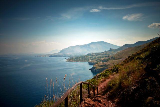 Réserve naturelle - Zingaro - Italie