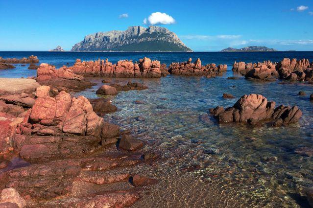 Île de Tavolara - Nord Sardaigne - Italie