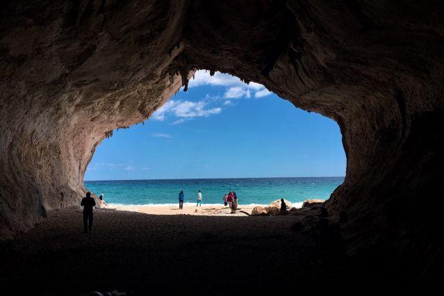 Grotte - Cala Luna - Golfe d Orosei - Selvaggio Blu - Italie