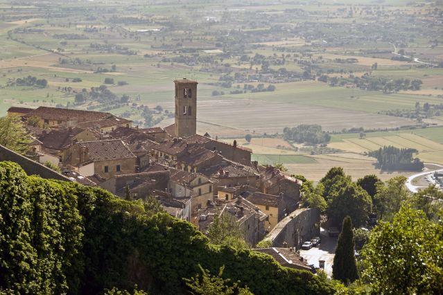 Cortona - Toscane - Italie