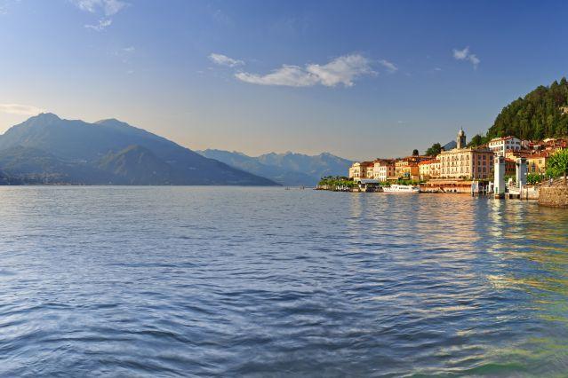 Lac de Côme - Bellagio - Lombardie - Italie