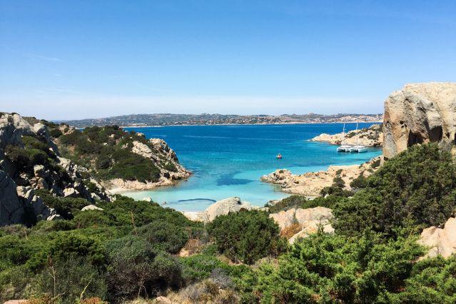 Île de Caprera - Sardaigne - Italie