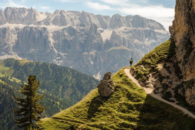 Val gardena - Dolomites - Italie