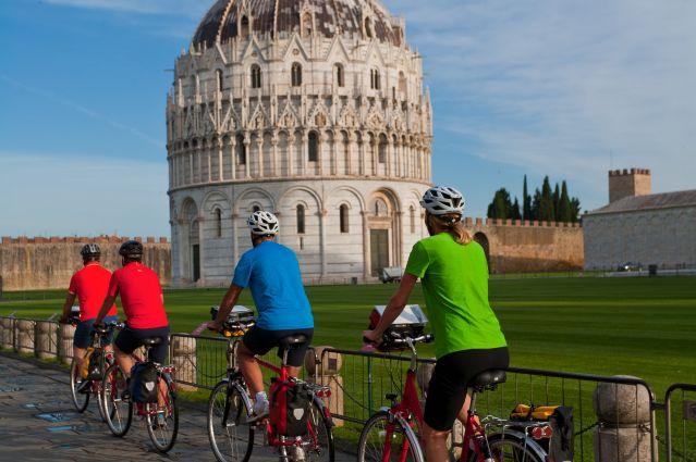 Voyage De Pise aux Cinque Terre à vélo