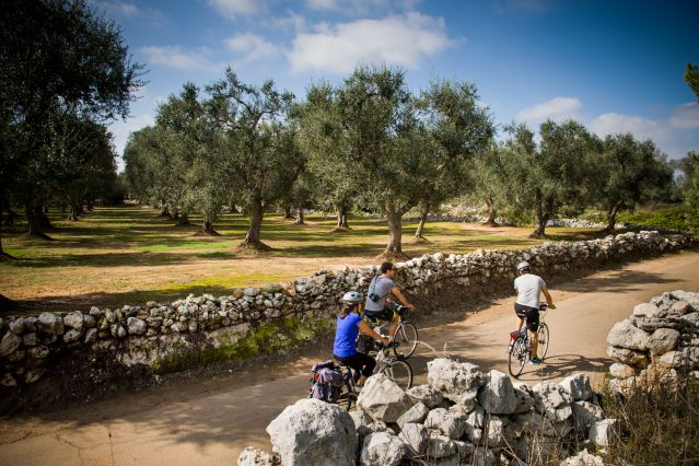 Voyage Le Salento gourmet à vélo