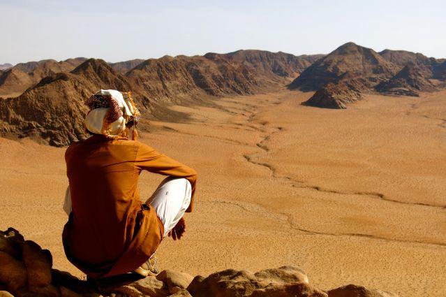Voyage Le désert rouge et la cité rose