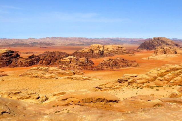 Voyage Vie bédouine du wadi Rum à Petra