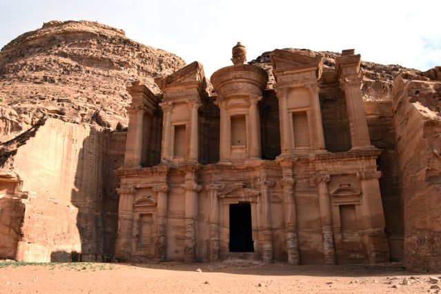 Voyage Cité antique de Petra, désert du wadi Rum