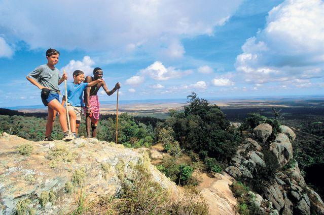Voyage Au pays des danses masaïs