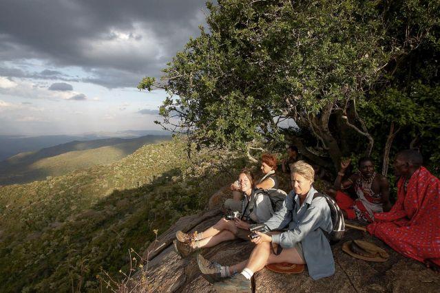 Plateau de Laikipia - Forêt de Mugokodo - Kenya