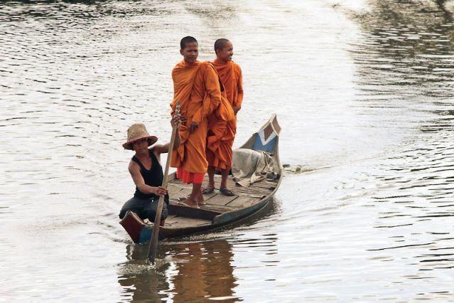 Voyage Peuples du Mékong et trésors d'Angkor