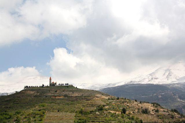 Bcharré et ses alentours - District de Bcharré - Liban