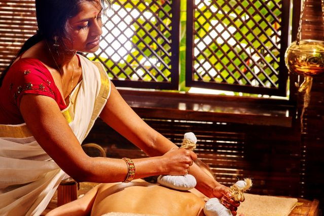 Massage Ayurveda - Sri Lanka