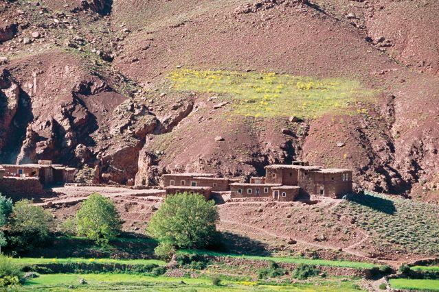 Atlas - Djebel Sidi - Maroc