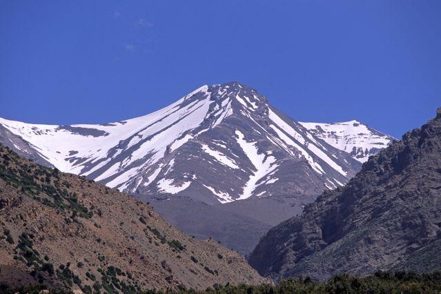 Massif Arous – M Goun- Haut Atlas - Maroc