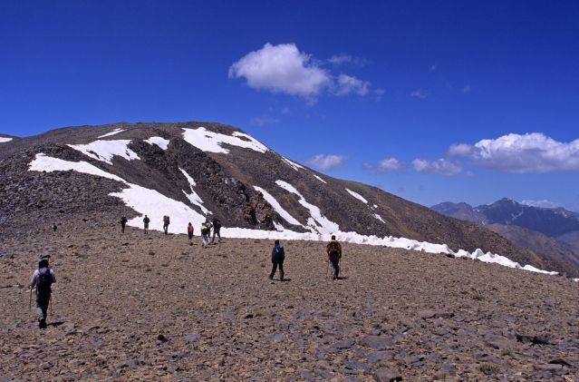 Toubkal - Haut Atlas - Maroc
