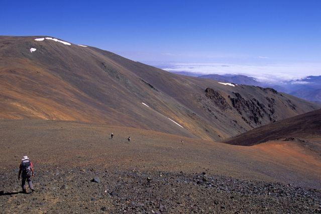 Voyage Toubkal, sommet de l'Atlas