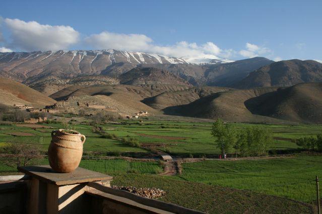 Ait Bougmez et Dar si Hamou - Haut Atlas - Maroc