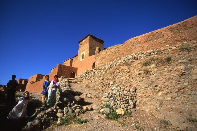 L Atlas - Maroc