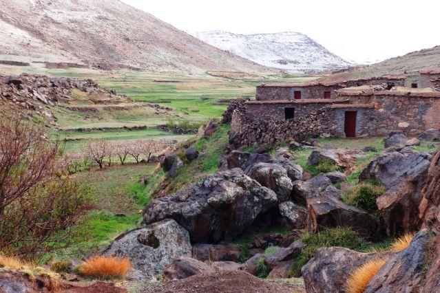 Le Massif du Siroua - Maroc