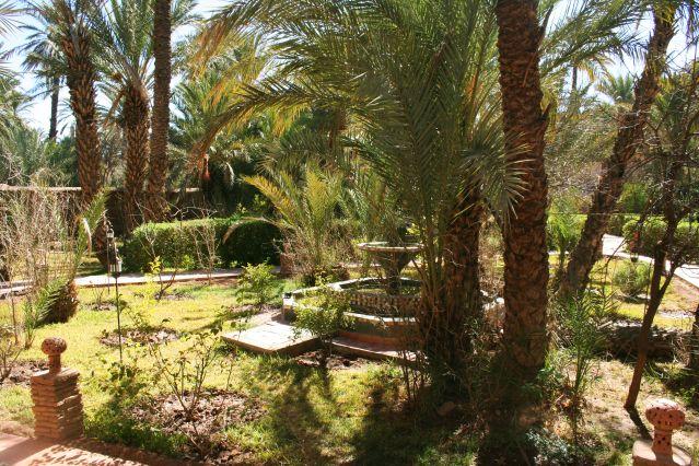 Voyage Entre jardins et Sahara