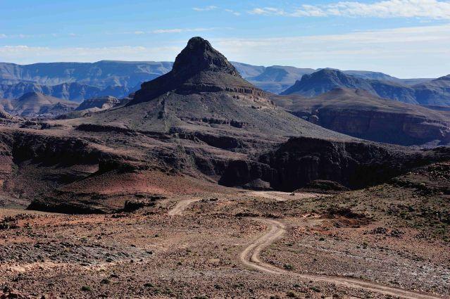 Djebel Saghro - Maroc