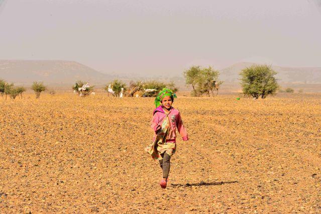 Enfant du Saghro - Maroc