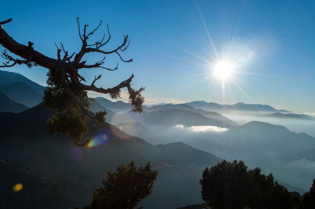 Ascension du Toubkal - Maroc