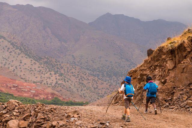 Vallée d Azaden - Maroc